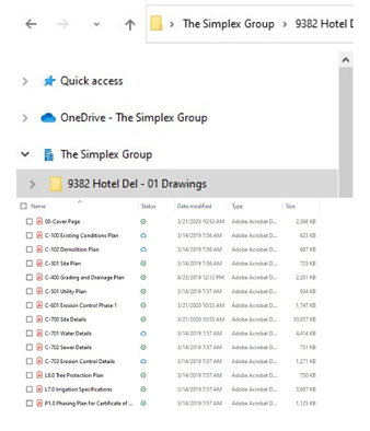 Document Syncing