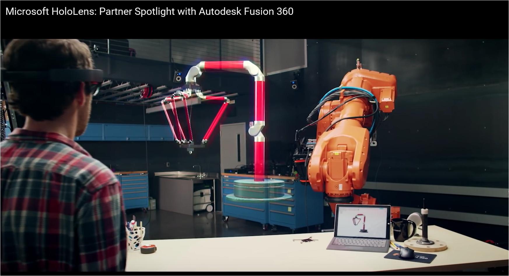 Autodesk Fusion Design